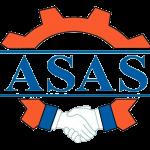 ASAS Logo. Klikk for å besøke www.asasert.no