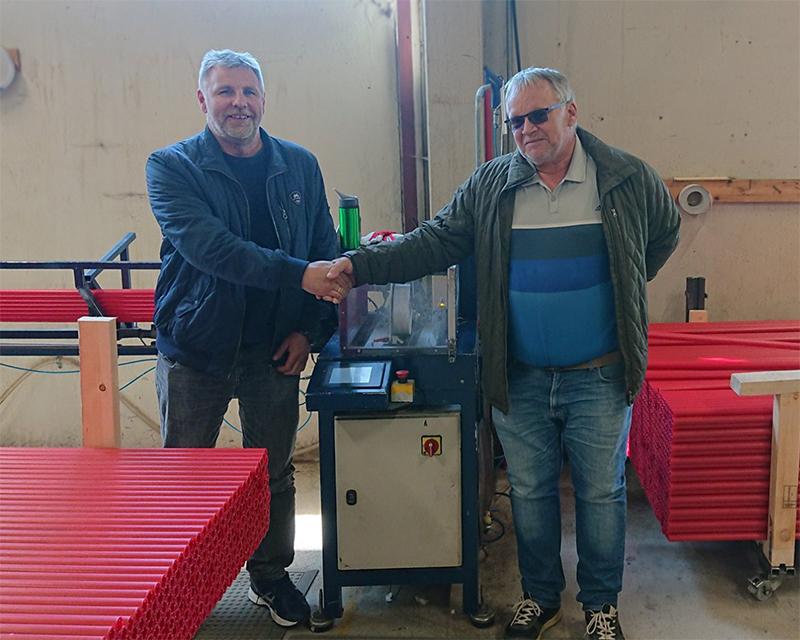 Pipelife - leverandør av veistikker til Trollheim